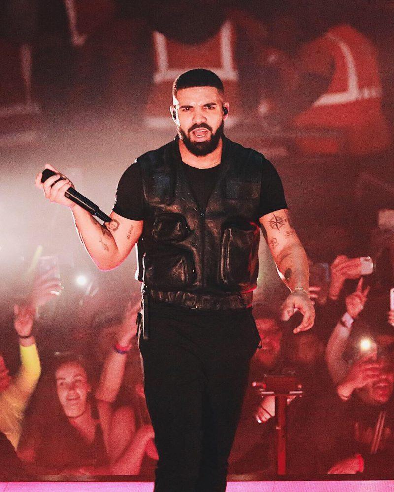 Drake – Assassination Vacation Tour @ O2 Arena London Photos – VARMODE